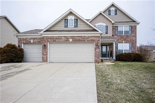 Photo of 1242 MARSHSIDE Court, Indianapolis, IN 46239 (MLS # 21688683)