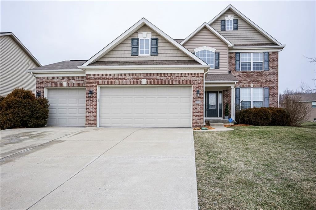 1242 MARSHSIDE Court, Indianapolis, IN 46239 - #: 21688683