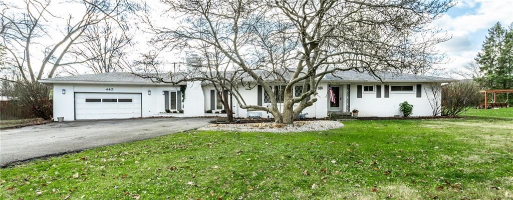 445 Spring Mill Lane, Indianapolis, IN 46260 - #: 21746683