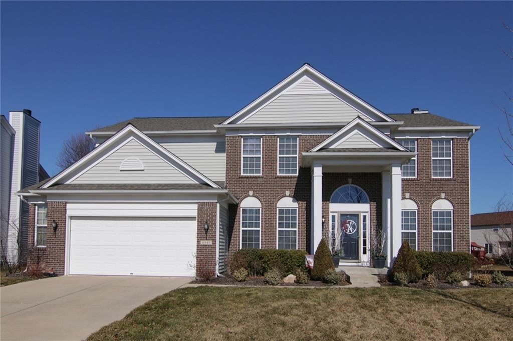 6945 Powder Drive, Indianapolis, IN 46259 - #: 21769683