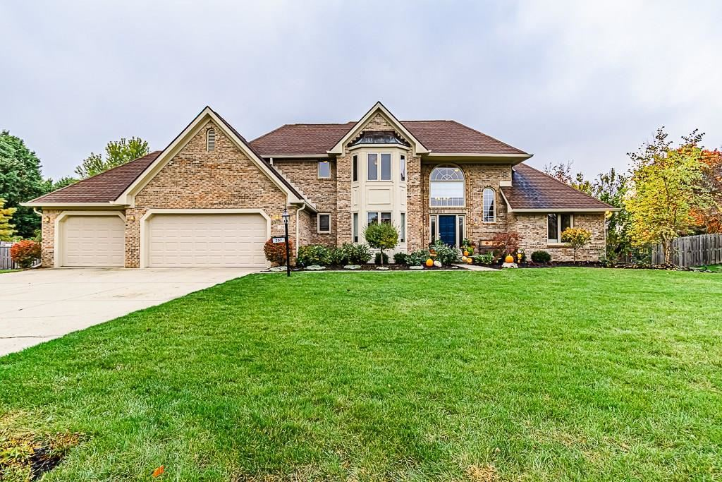 207 West Admiral S Way, Carmel, IN 46032 - #: 21748684