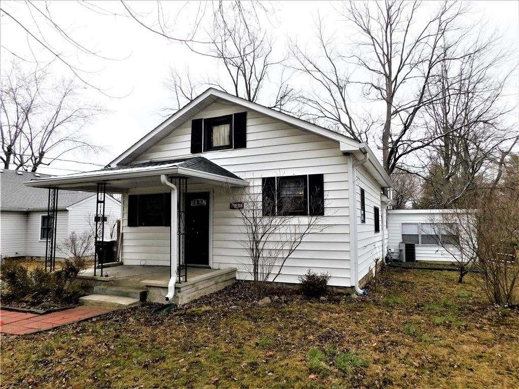 46 NATIONAL Avenue, Indianapolis, IN 46227 - #: 21762685