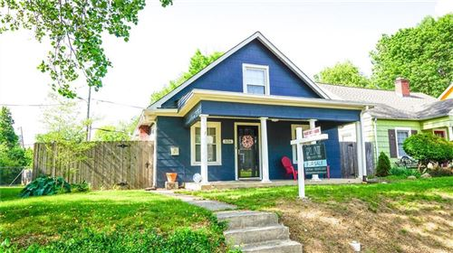 Photo of 526 Powell Place, Indianapolis, IN 46205 (MLS # 21714687)