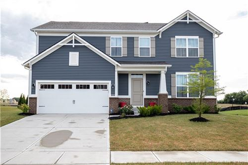 Photo of 2723 Southward Drive, Greenwood, IN 46143 (MLS # 21721687)