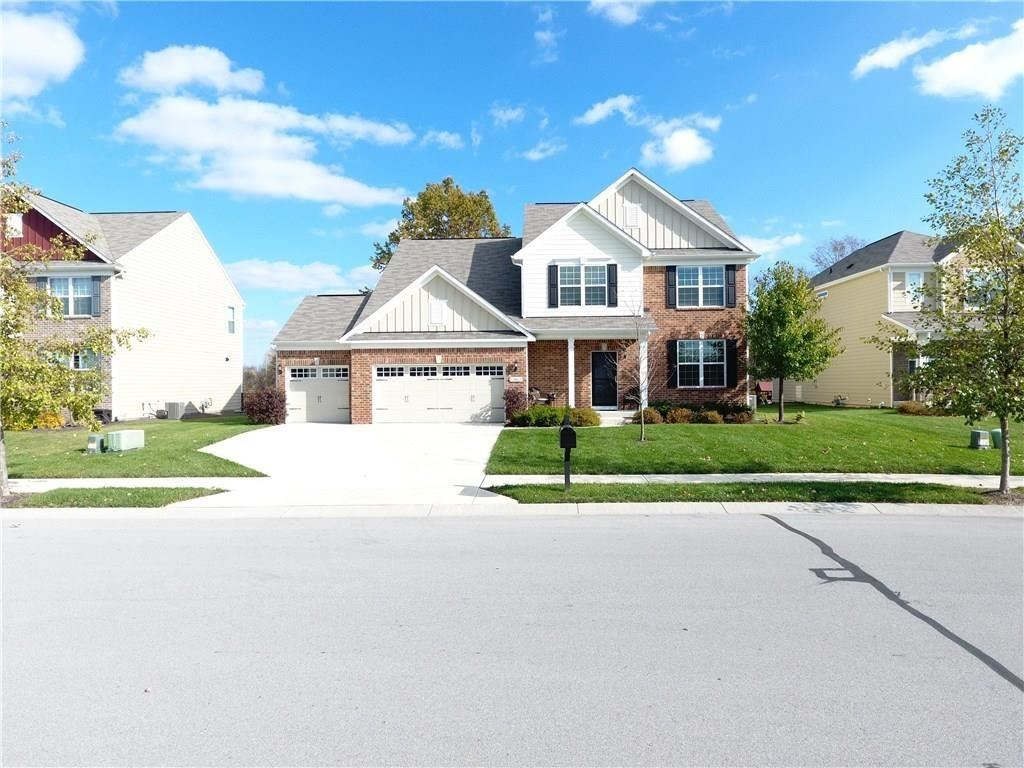 12863 Shakespeare Way, Fishers, IN 46037 - #: 21692687