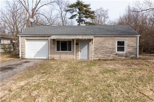 Photo of 1231 South DENNY Street, Indianapolis, IN 46203 (MLS # 21685688)