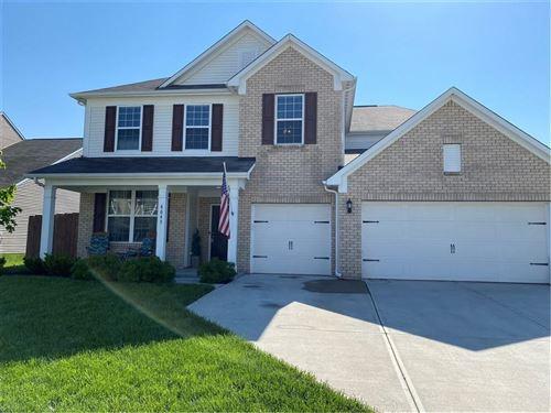 Photo of 8645 River Ridge Drive, Brownsburg, IN 46112 (MLS # 21783688)