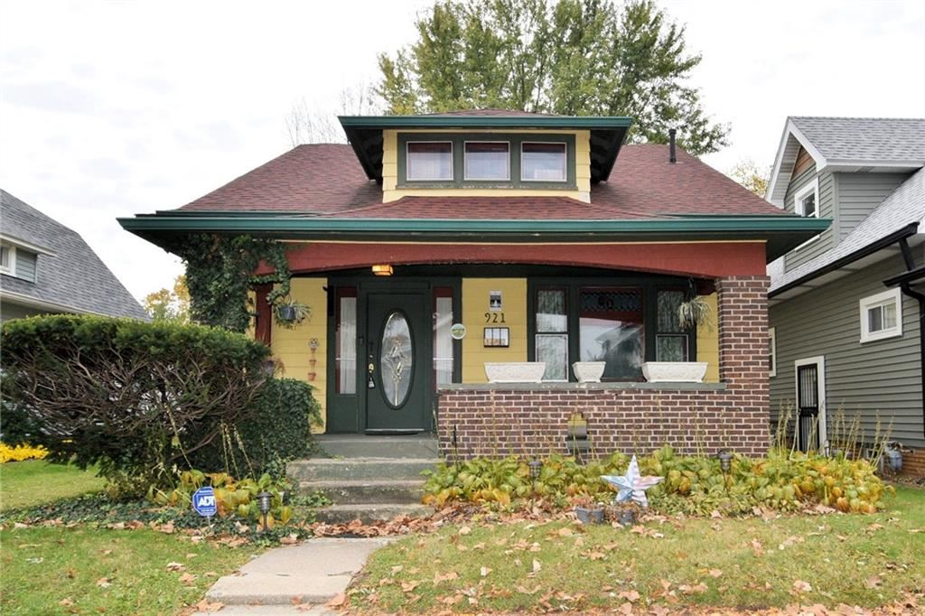 921 Hervey Street, Indianapolis, IN 46203 - #: 21680688