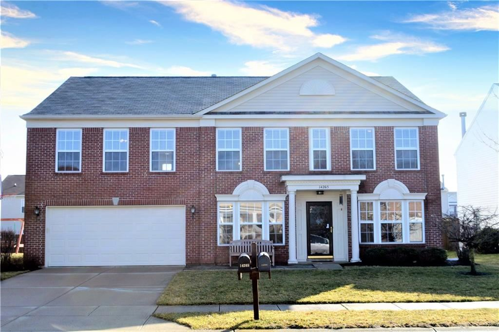 14265 Country Breeze Lane, Fishers, IN 46038 - #: 21695688