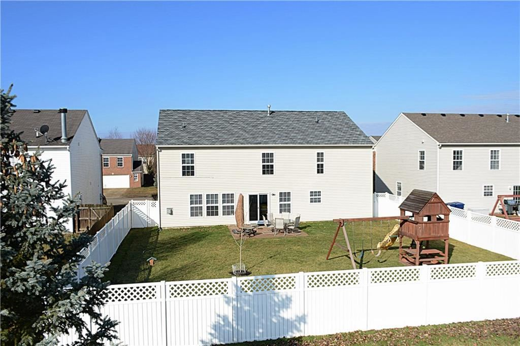 Photo of 14265 Country Breeze Lane, Fishers, IN 46038 (MLS # 21695688)
