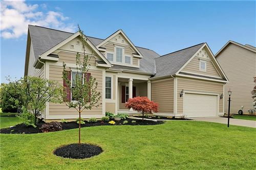 Photo of 11463 Long Sotton Lane, Fishers, IN 46037 (MLS # 21710689)