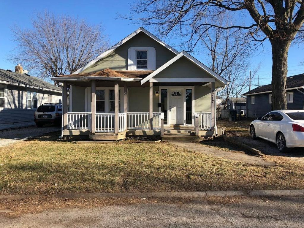 4717 Cotton Street, Indianapolis, IN 46226 - #: 21666689