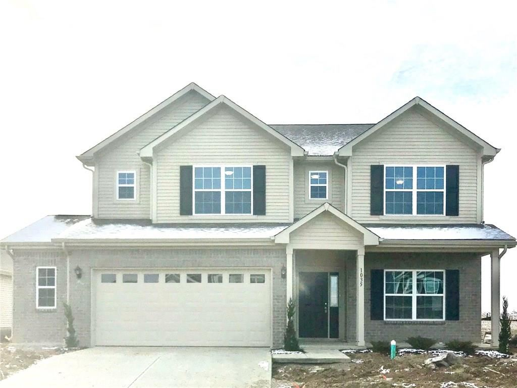 1035 Cherry Tree Walk, Greenwood, IN 46143 - #: 21678689