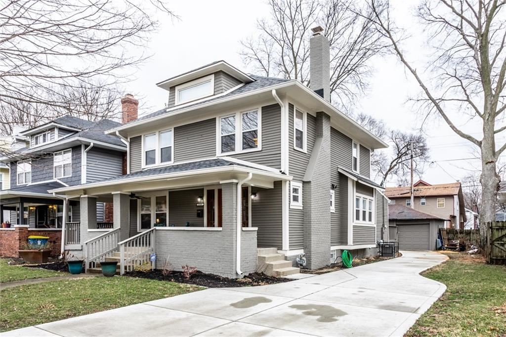 3309 Broadway Street, Indianapolis, IN 46205 - #: 21693689