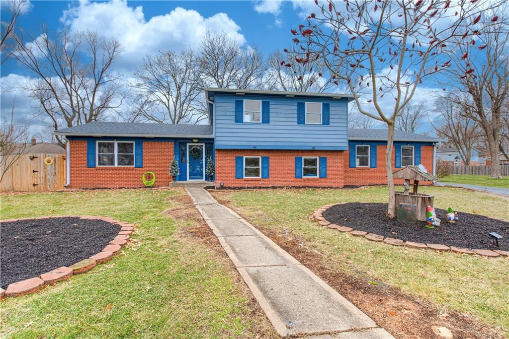 7504 HALSTED Drive, Indianapolis, IN 46214 - #: 21758689
