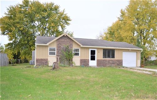 Photo of 3450 Pleasant Creek Drive, Indianapolis, IN 46227 (MLS # 21740690)