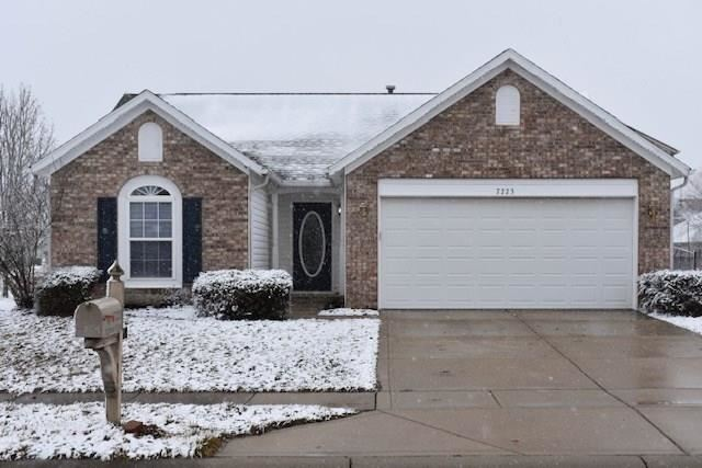 7223 Atmore Drive, Indianapolis, IN 46217 - #: 21696690