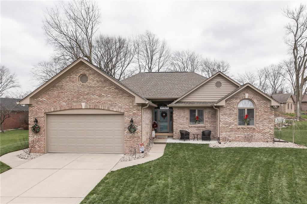 1005 Silver Creek Court, Greenwood, IN 46142 - #: 21756690