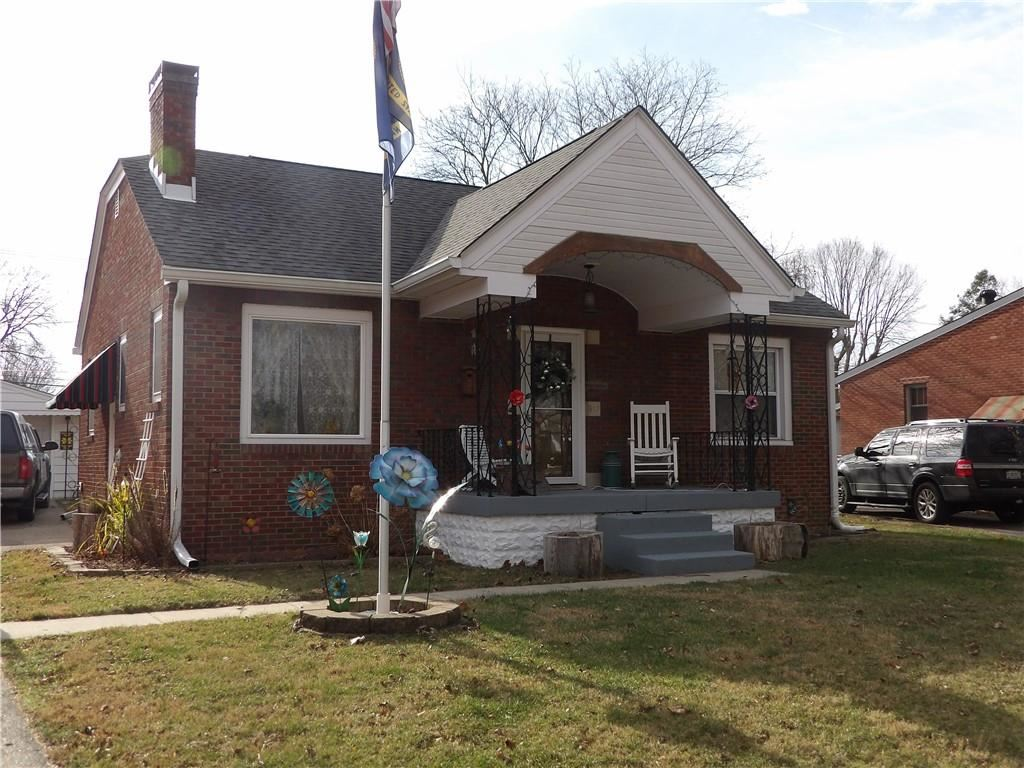 817 East Markwood Avenue, Indianapolis, IN 46227 - #: 21758691
