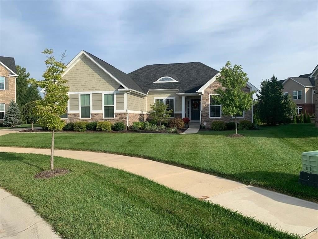4518 Windchase Circle, Zionsville, IN 46077 - #: 21668692