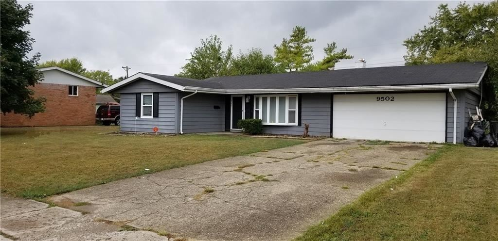 9502 East 36th Place, Indianapolis, IN 46235 - #: 21672692
