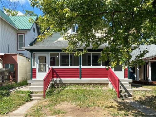 Photo of 1442 UNION Street, Indianapolis, IN 46225 (MLS # 21742693)