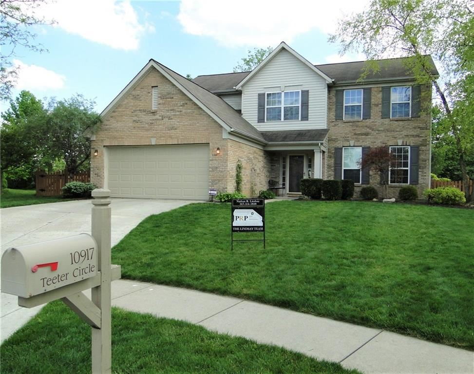 10917 Teeter Circle, Indianapolis, IN 46236 - #: 21710693