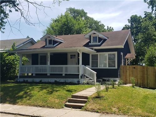 Photo of 2825 Robson Street, Indianapolis, IN 46201 (MLS # 21793694)