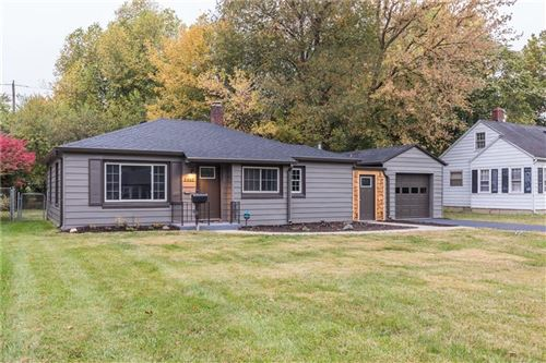 Photo of 5448 Haverford Avenue, Indianapolis, IN 46220 (MLS # 21690695)