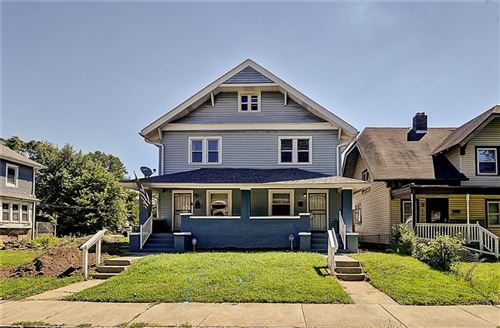 Photo of 3017 Broadway Street, Indianapolis, IN 46205 (MLS # 21739695)