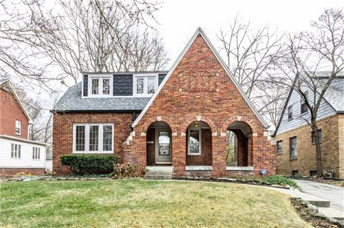 Photo of 5505 North Illinois Street, Indianapolis, IN 46208 (MLS # 21754695)