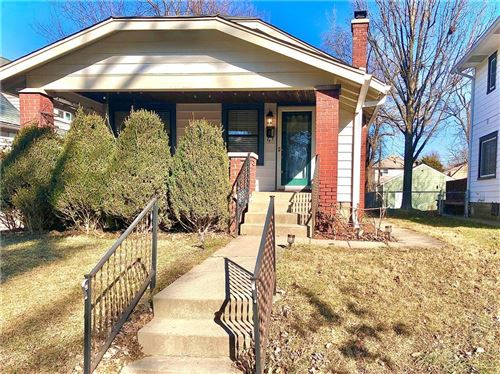 Photo of 125 South SPENCER Avenue, Indianapolis, IN 46219 (MLS # 21769695)