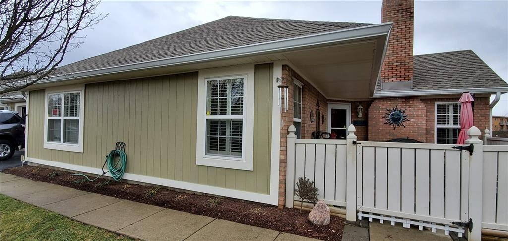 7335 Chapel Villas Lane #B, Indianapolis, IN 46214 - #: 21768695