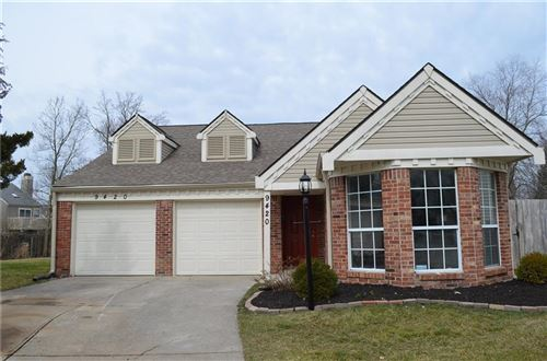 Photo of 9420 DISCOVERY W Drive, Indianapolis, IN 46250 (MLS # 21698696)