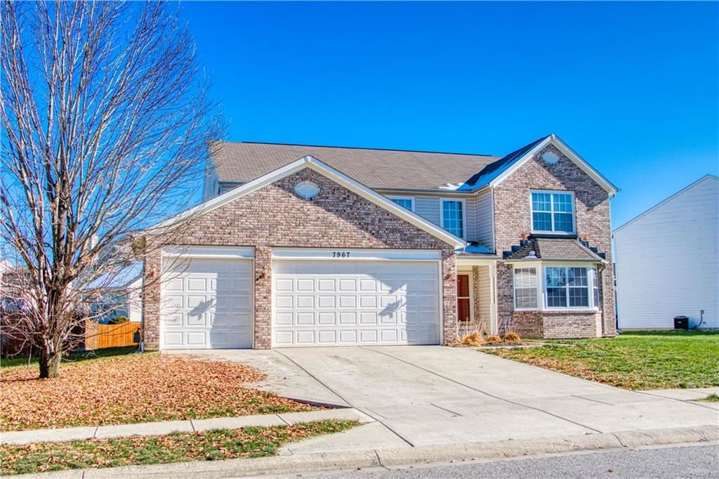 7967 Lawrence Woods Court, Indianapolis, IN 46236 - #: 21681696