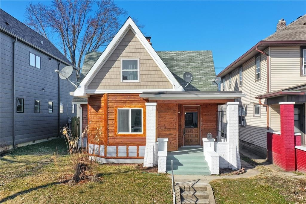 722 Cottage Avenue, Indianapolis, IN 46203 - #: 21769696