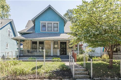 Photo of 835 Eastern Avenue, Indianapolis, IN 46201 (MLS # 21729697)