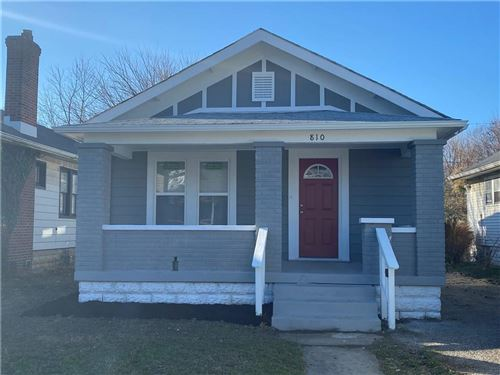 Photo of 810 North Drexel Avenue, Indianapolis, IN 46201 (MLS # 21756697)