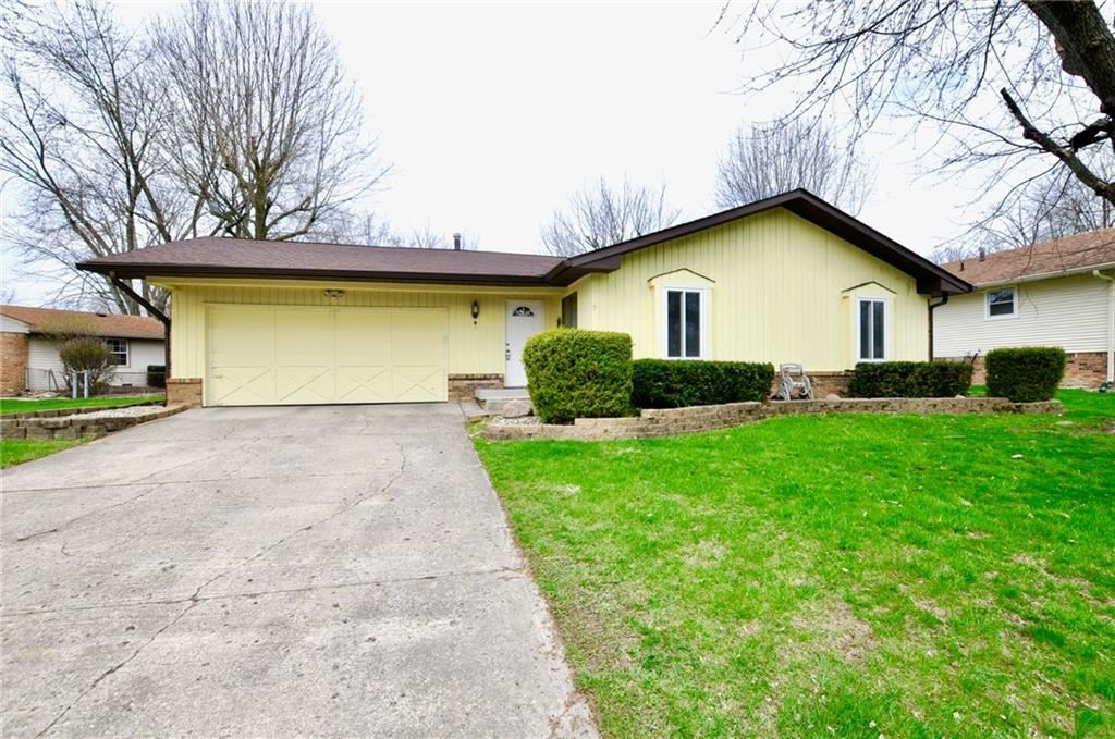 4014 Ivory Way, Indianapolis, IN 46237 - #: 21697697