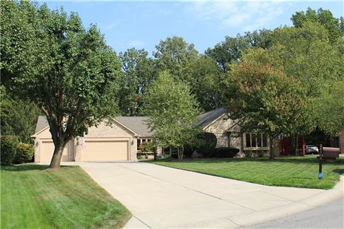 Photo of 10242 Eastwind Court, Indianapolis, IN 46256 (MLS # 21768698)