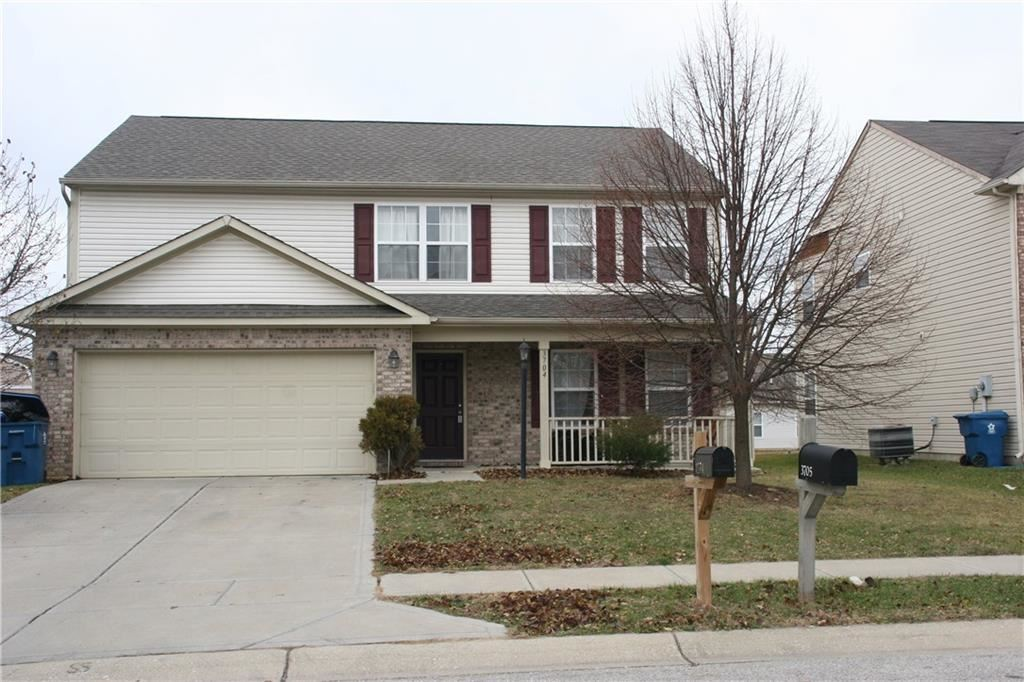 3704 Pursley Lane, Indianapolis, IN 46235 - #: 21684698
