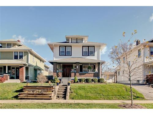 Photo of 411 North Bosart Avenue, Indianapolis, IN 46201 (MLS # 21752699)