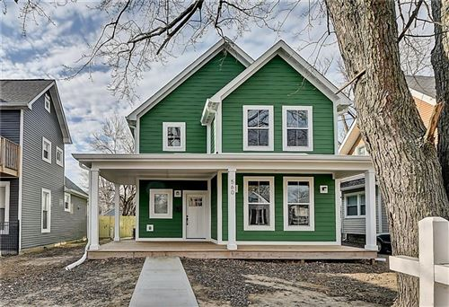 Photo of 560 North Beville Avenue, Indianapolis, IN 46201 (MLS # 21754699)
