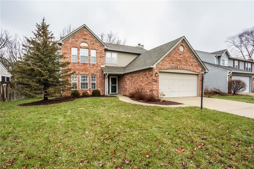 Photo of 6291 Valleyview Drive, Fishers, IN 46038 (MLS # 21684699)