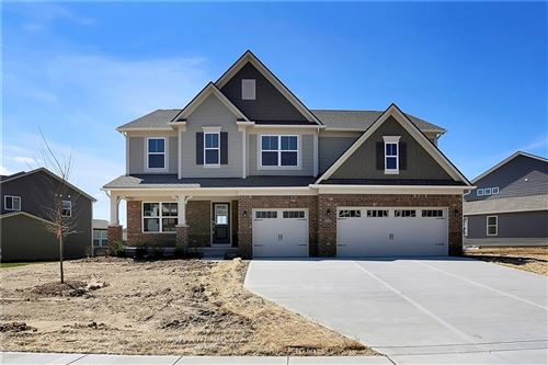 Photo of 19331 Gillcrest Drive, Noblesville, IN 46062 (MLS # 21686700)