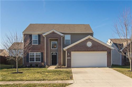 Photo of 8846 North White Tail Trail, McCordsville, IN 46055 (MLS # 21688700)