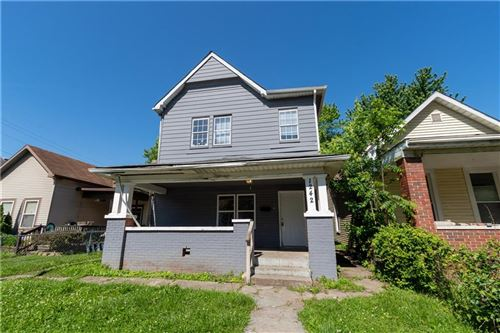 Photo of 1242 UNION Street, Indianapolis, IN 46225 (MLS # 21715701)
