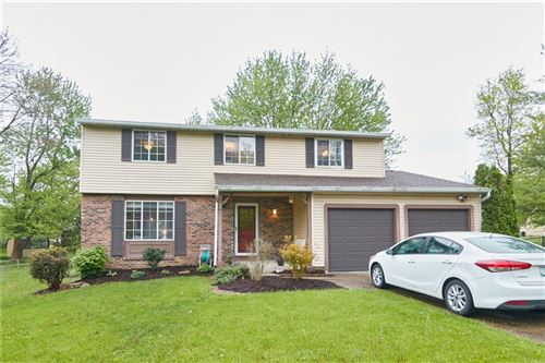 Photo of 6725 VALLEY FORGE Lane, Indianapolis, IN 46237 (MLS # 21782701)