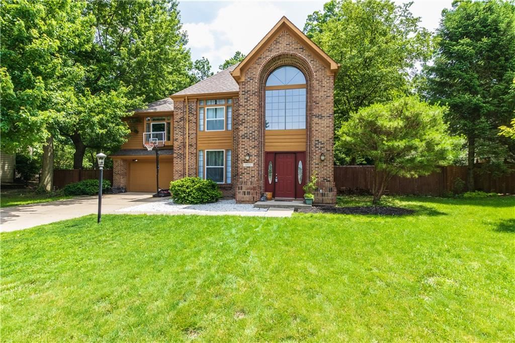 6901 BLUFFGROVE Court, Indianapolis, IN 46278 - #: 21698701