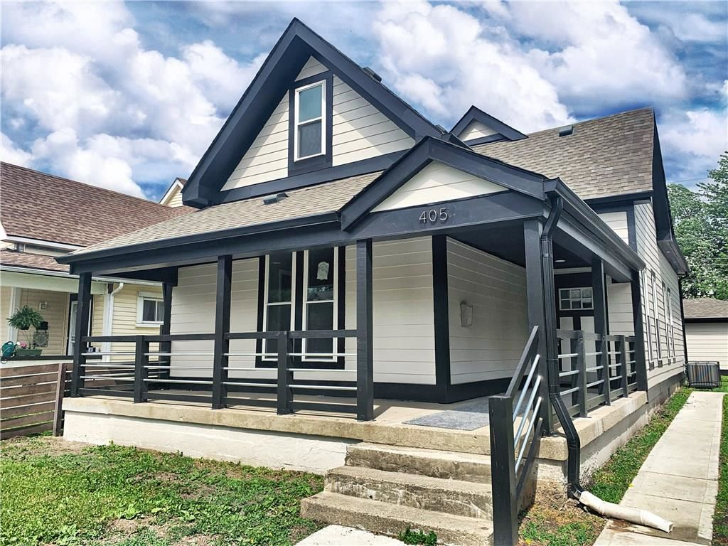 405 North State Avenue, Indianapolis, IN 46201 - #: 21710701